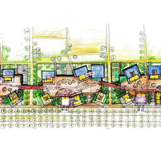 SeiMilano il nuovo quartiere progettato da Mario Cucinella