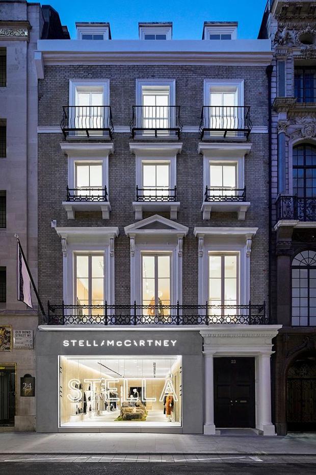 Stella McCartney a Londra il negozio pi sostenibile del mondo