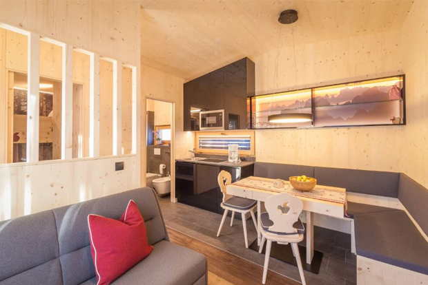 Glamping vacanze in tende di lusso I 10 migliori campeggi in Italia