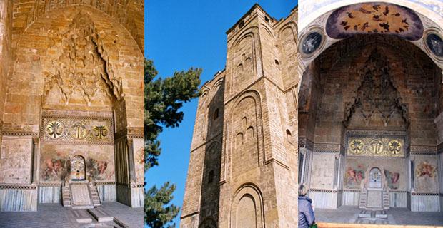 La Zisa di Palermo architettura bioclimatica 800 anni fa