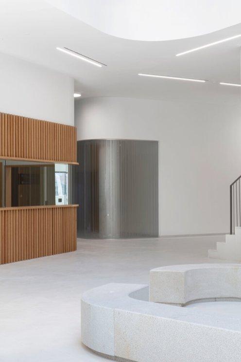 New Courthouse in Pontevedra, Pontevedra, Spain, Díaz y Díaz Arquitectos