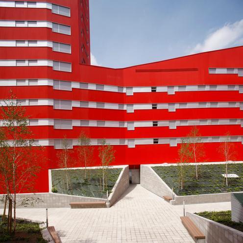 242 Social Housing Units in Salburúa, Vitoria-Gasteiz, Spain, IDOM