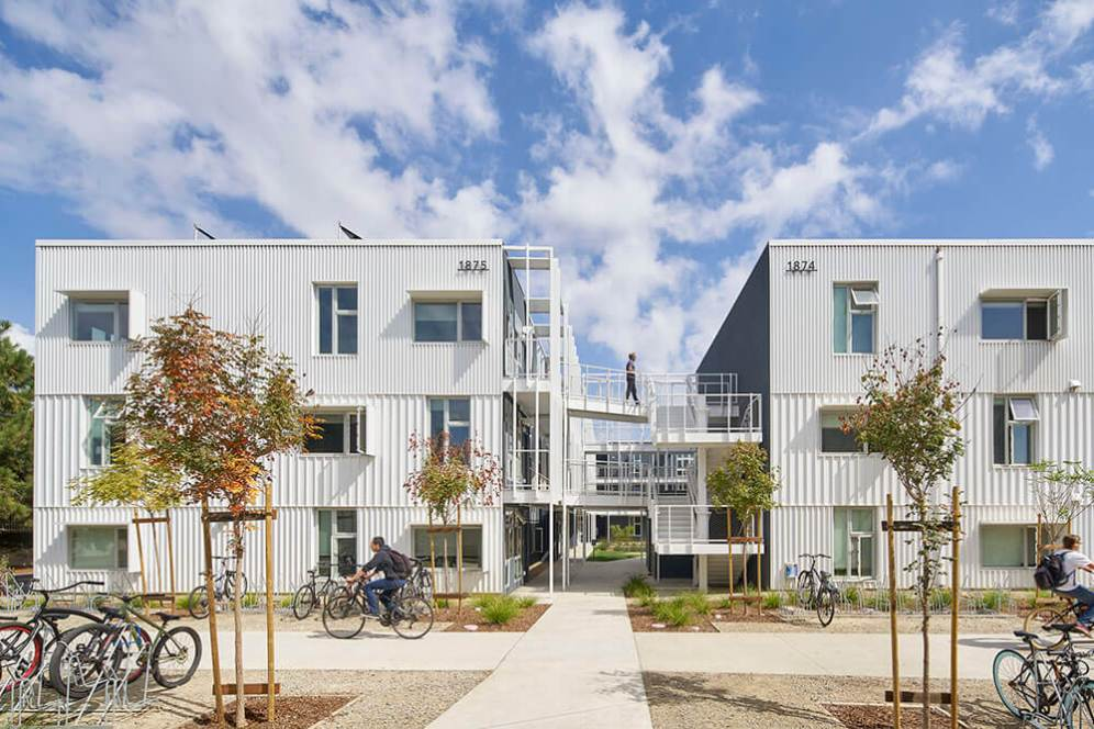 UCSB San Joaquin Student Housing, Santa Barbara-California, United States, Lorcan O'Herlihy Architects (LOHA)