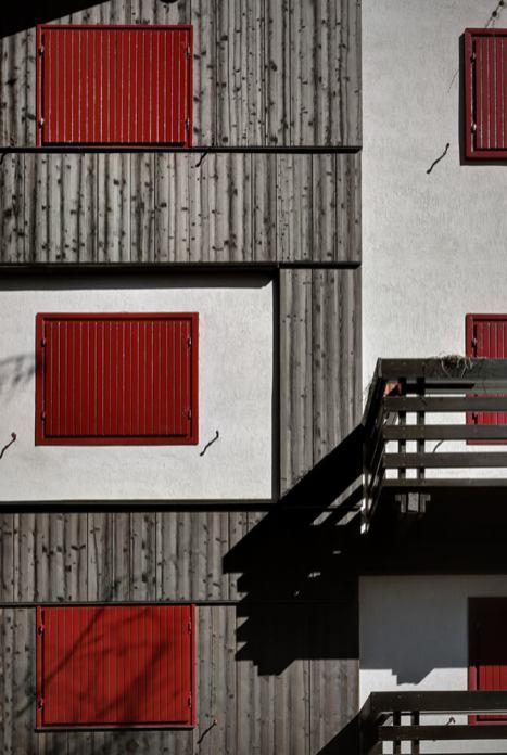 Casa C, Madesimo, Italy, ES-ARCH Enrico Scaramellini