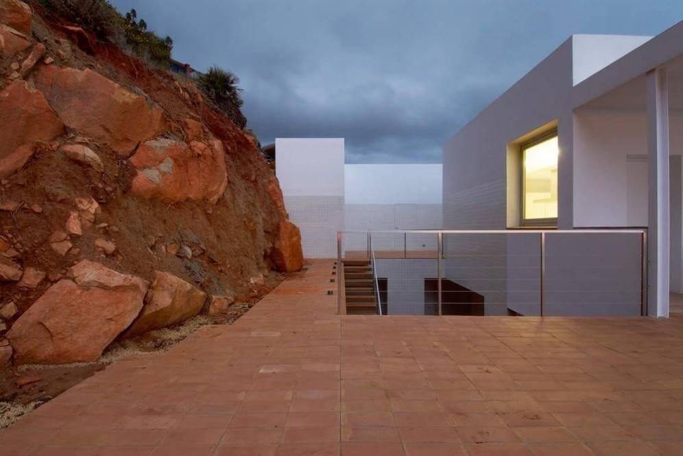 One Family House in Zahara de los Atunes, Zahara de los Atunes, Spain, Alfonso Alzugaray