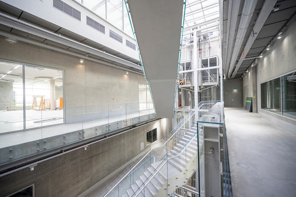 Depot Boijmans Van Beuningen Museum, Rotterdam, Netherlands, MVRDV