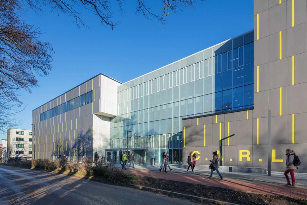 C A R L Auditorium At Rwth Aachen University Architravel