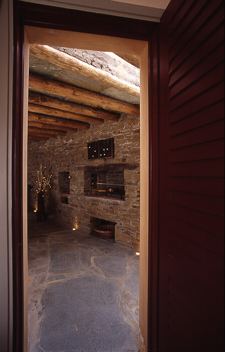 Summer House on Andros Island, Andros, Greece, Couvelas Architects