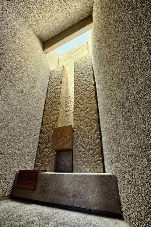 Saint John Baptist Chapel, El Hierro-Canary Islands, Spain, Beautell Arquitectos