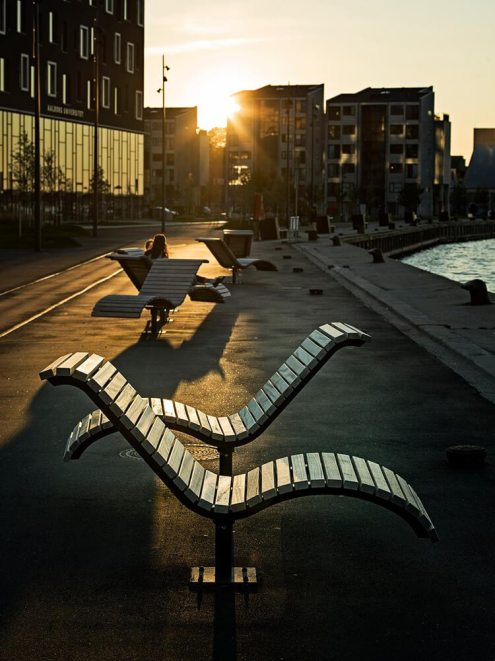 Aalborg Waterfront II, Aalborg, Denmark, C.F. Møller Architects