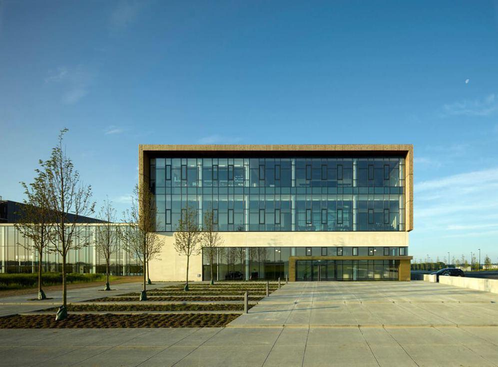 Bestseller Logistics Centre North, Haderslev, Denmark, C.F. Møller Architects