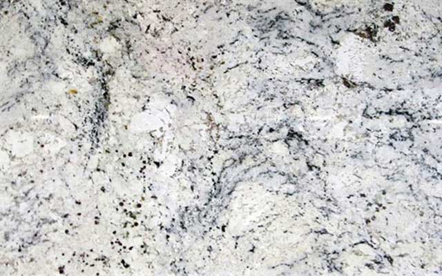 best granite colors for living room india oak cabinets 10 delightful countertop with names and pictures this sample image does a good job of showcasing the shades blue you can find in ice white attribution