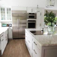Granite Kitchen Countertops Pictures One Hole Faucet 10 Delightful Countertop Colors With Names And River White