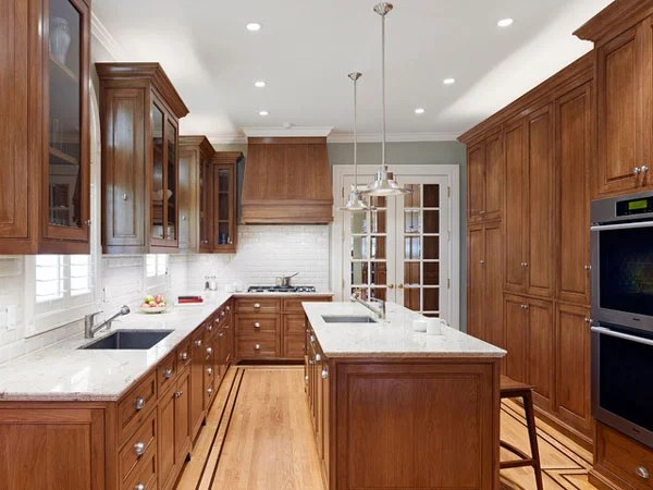 granite kitchen countertops pictures chairs for 10 delightful countertop colors with names and a stained oak cabinets white