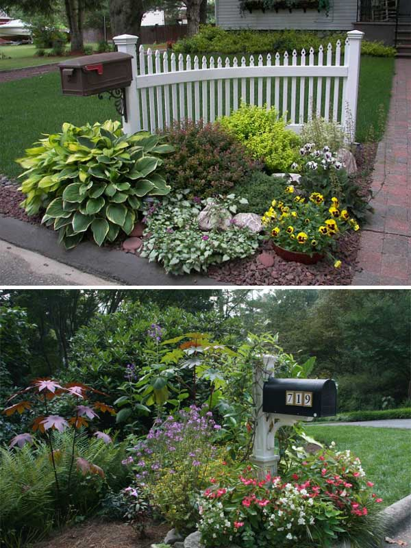 curb appeal ideas - landscaping