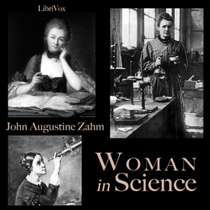 Woman in Science cover