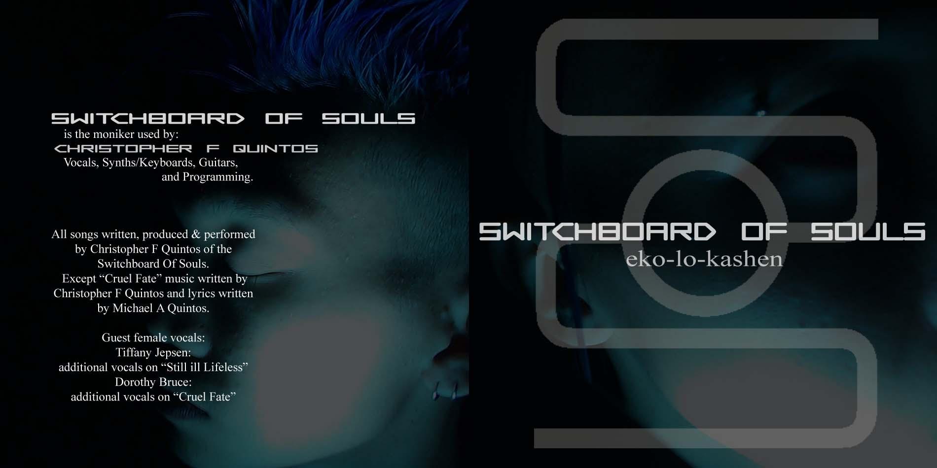 (qd-4220) Switchboard of Souls - eko-lo-kashen