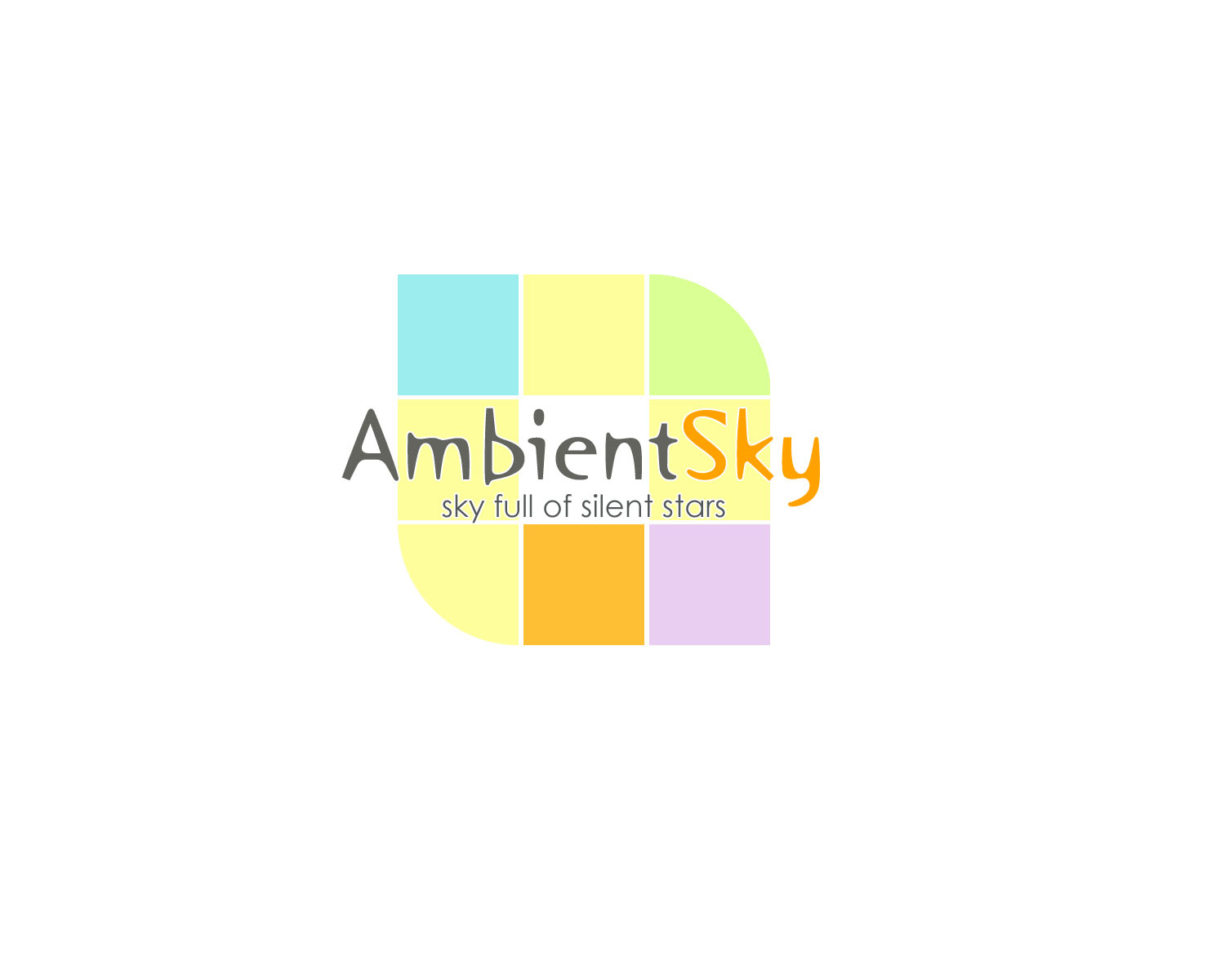 qd-4262 Ambient Sky- Sky Full of Silent Stars -album cover