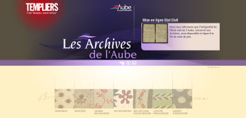 Aube archives