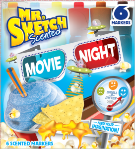 Mr. Sketch Movie Nights