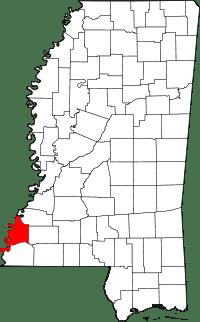Adams County, MS Birth, Death, Marriage, Divorce Records