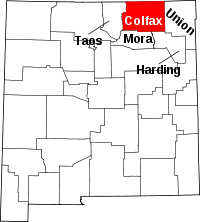 Colfax County, NM Birth, Death, Marriage, Divorce Records