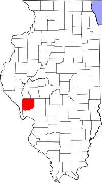 Greene County, IL Birth, Death, Marriage, Divorce Records