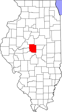 Logan County, IL Birth, Death, Marriage, Divorce Records