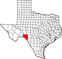 Val Verde County, TX Birth, Death, Marriage, Divorce Records