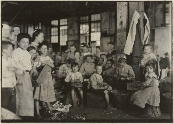 Child Labor during Industrial Revolution