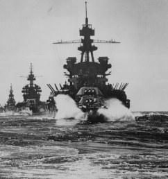 uss pennsylvania and battleship of colorado class  [ 1384 x 1109 Pixel ]