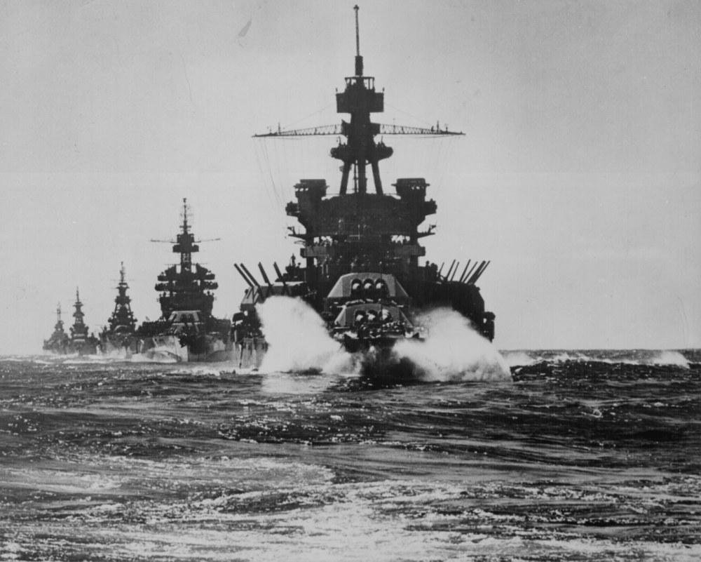 medium resolution of uss pennsylvania and battleship of colorado class