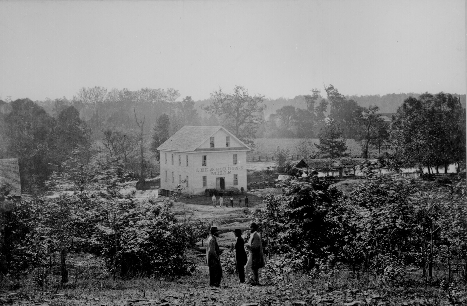 Photographs And Images Of Georgia In The Civil War