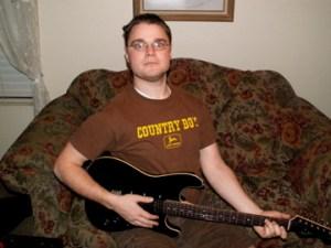 PK Plays Guitar