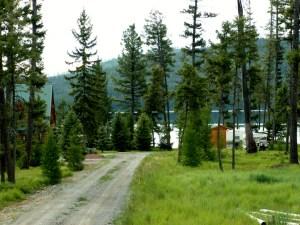 Lakefront Cabin