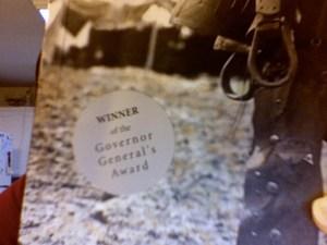 Governor General's Award