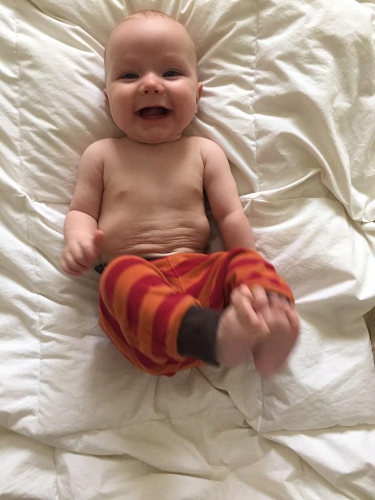 Holden, 5 Months