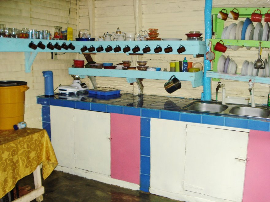 Dominican Republic - Kitchen