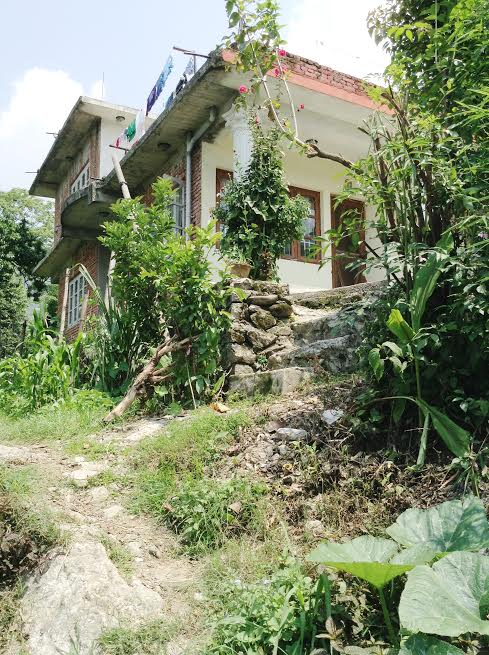 Nepal host home