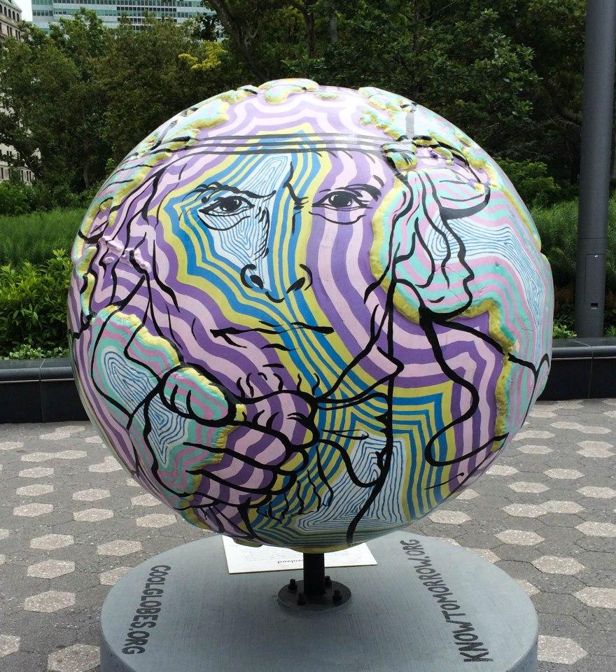 Cool Globes 7