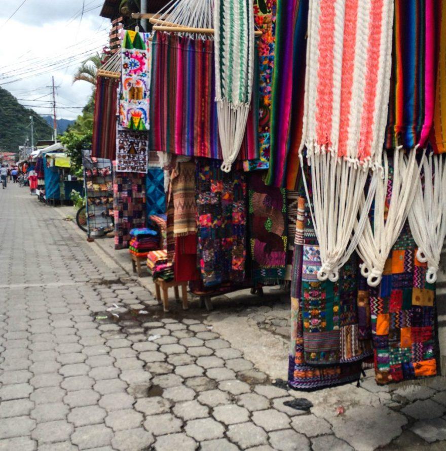 Market - Panajachel