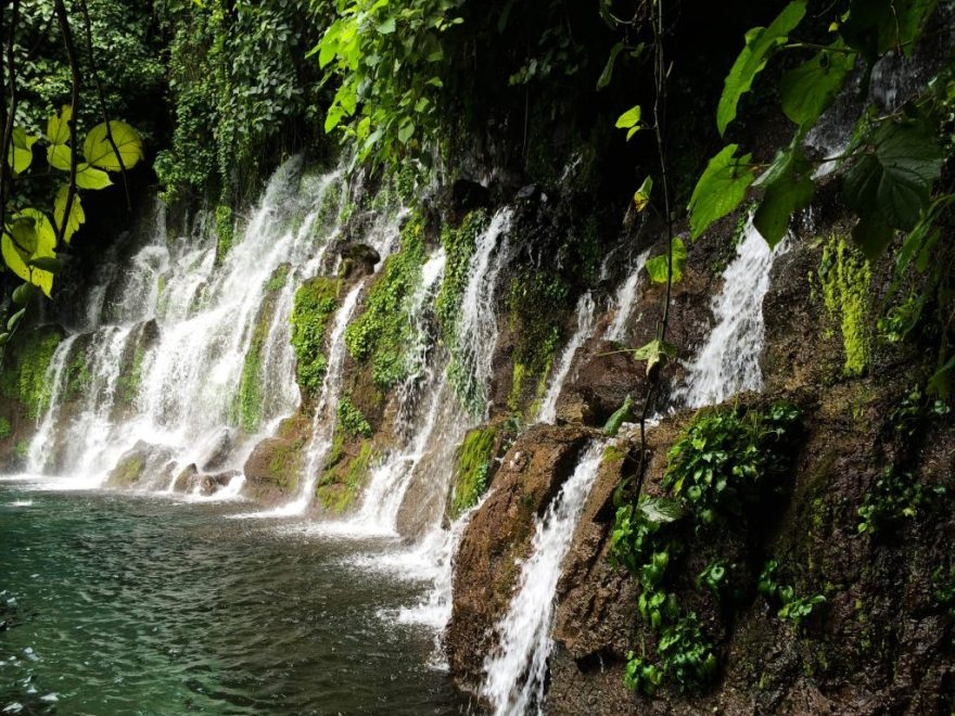 Juayua Waterfalls