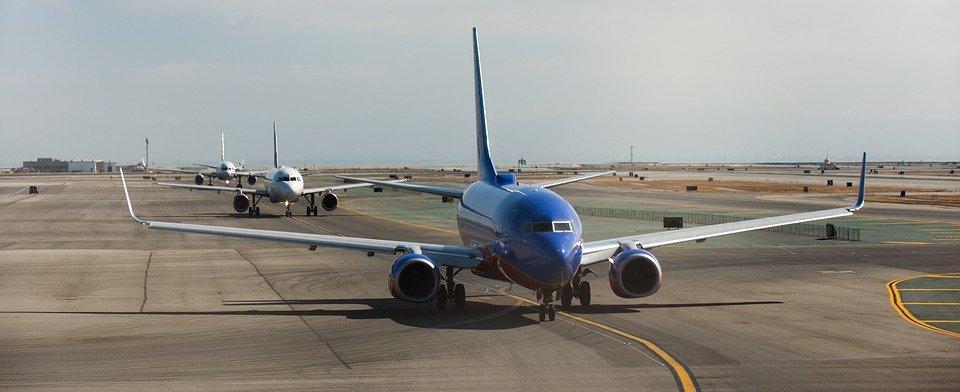 Mobile Passport App planes