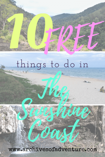 free-things-sunshine-coast-pinterest