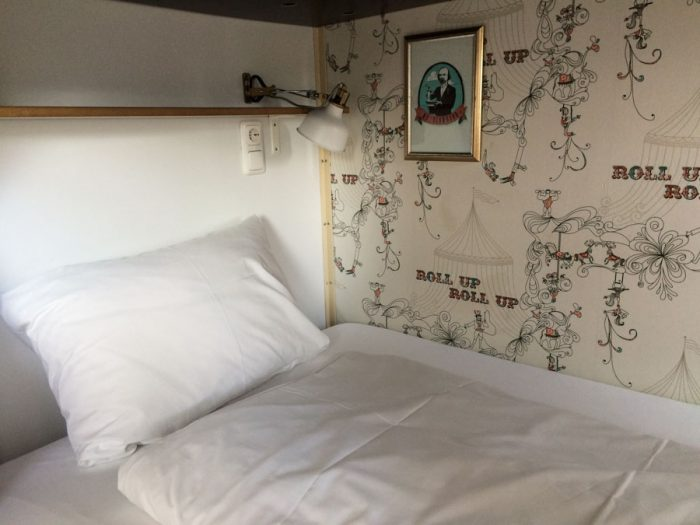 When looking for a place to stay that's within your budget, yet is easy to reach and provides comfortable spaces, check out Hostel Die Wohngemeinschaft.