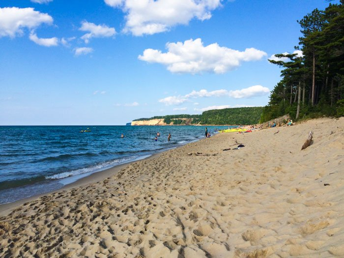 If you want to see one of this state's most beautiful sights, here's how to visit Pictured Rocks Michigan