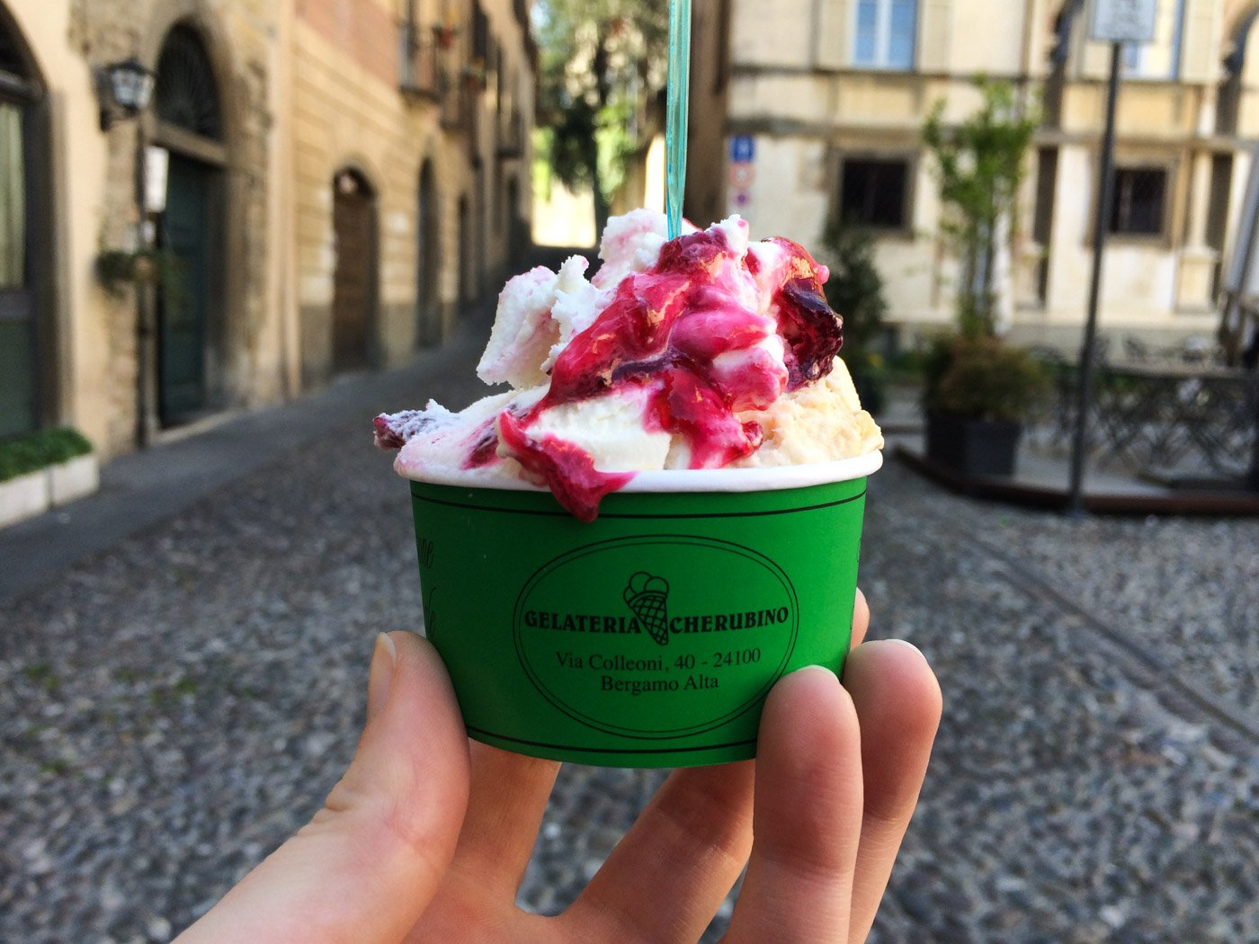 When visiting Italy, you can still eat to your heart's content and be easy on your wallet with these cheap places to eat in Bergamo, Italy.