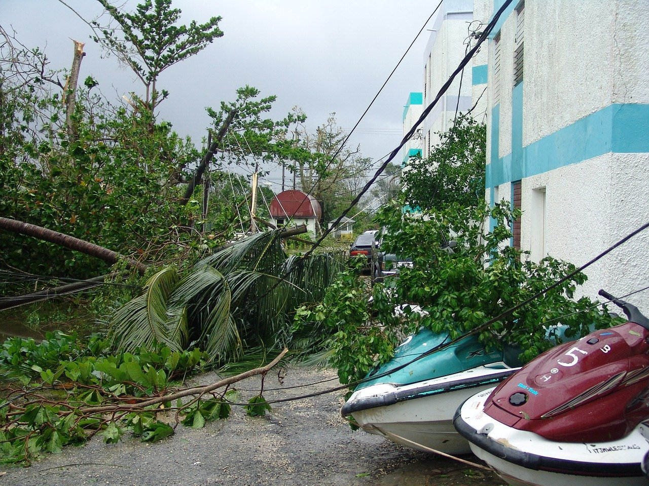 If you find that your vacation spot is in the path of potential destruction, here's what to do if your destination is going to be hit by a hurricane.
