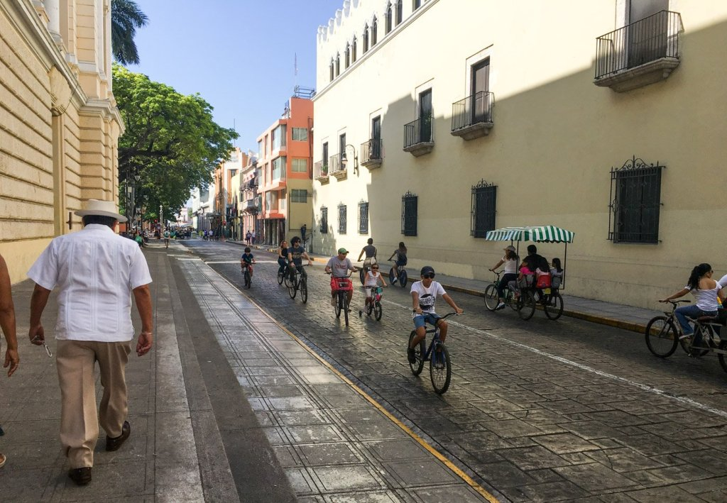 Merida is the capital of Mexico's Yucatan peninsula. With amazing food, colorful architecture, and a strong sense of community, Merida is a fun city to explore and makes a fantastic base for dozens of day trips. If you're thinking of visiting, here are some fun things to do in Merida Mexico!