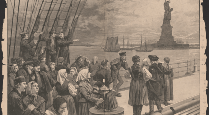 Immigration in Public Education and Public History: A Brookline Non-Profit Makes an Impact